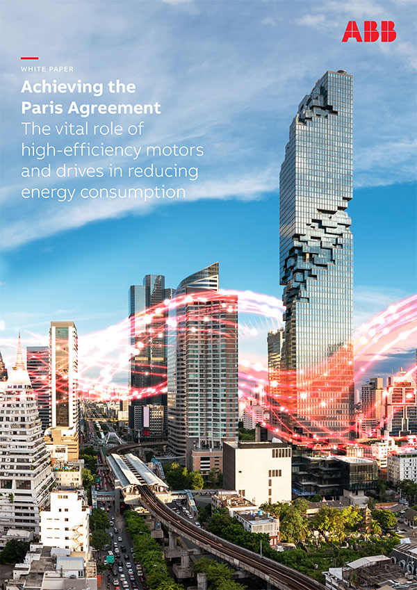 ABB Energy Efficiency Movement - Whitepaper cover