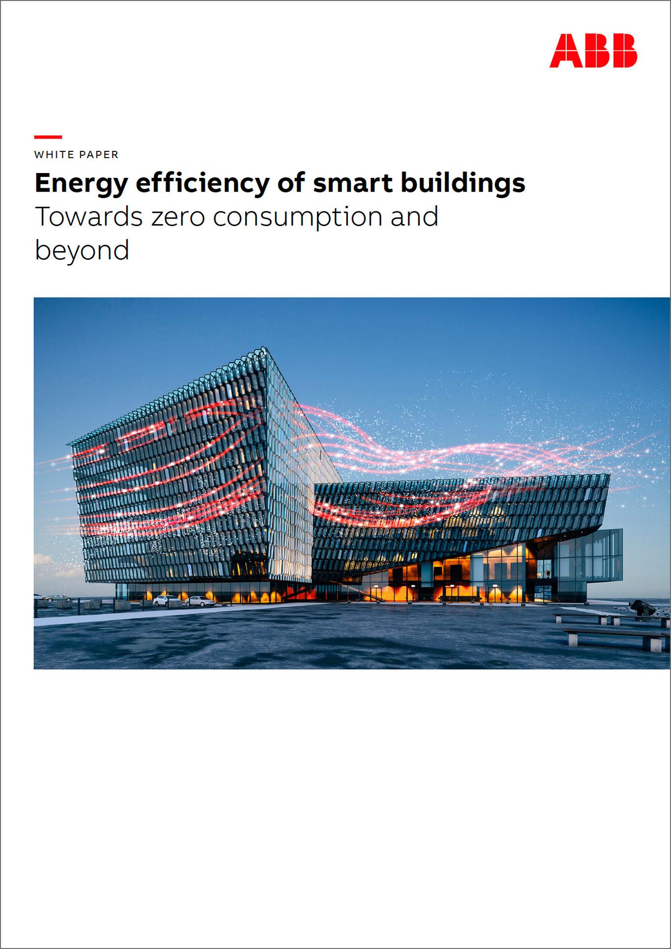 ABB Whitepaper Smart Buildings Cover